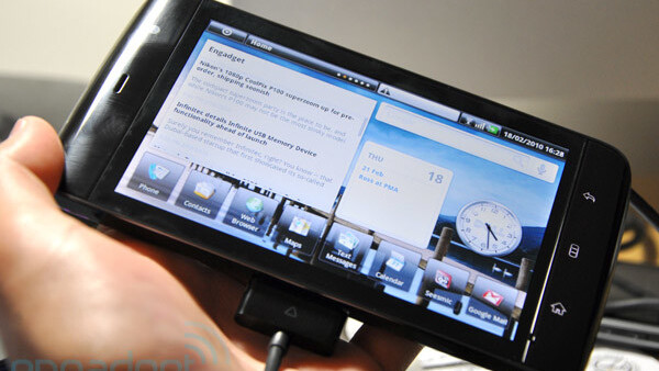 Unlocked Dell Streak On Sale Next Month For $500 In US