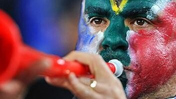 Vuvuzela Filtering For World Cup Television Coverage?