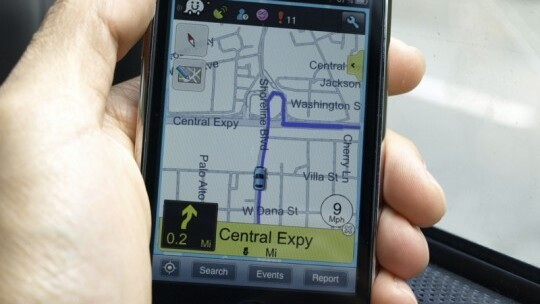 What iOS means for waze users