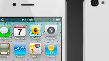 No White iPhone 4s Until Late July