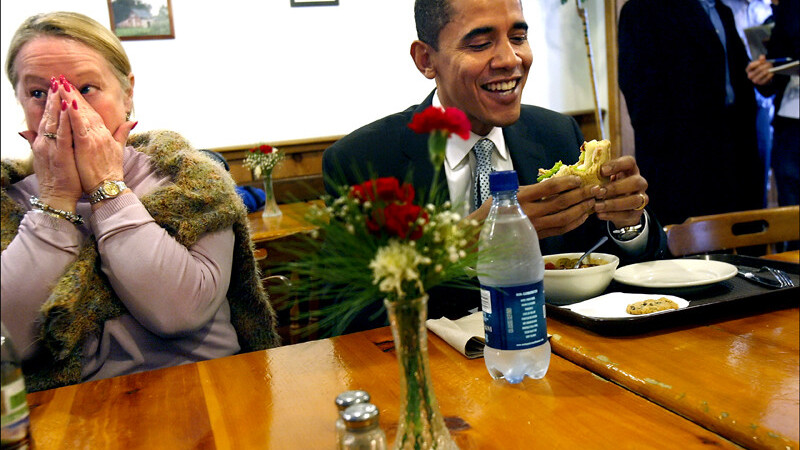 Lunch with the President? You can now add his schedule to iCal