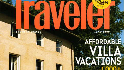Condé Nast Traveler Releases $10 City Guide iPhone Apps With Augmented Reality