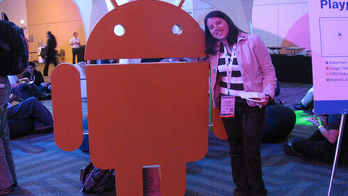 UK Android handset sales booming, 350% growth in 2010