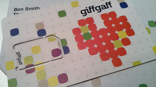GiffGaff Bucks The Trend, Keeps Unlimited Mobile Data