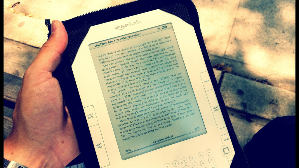 Amazon Expects eBooks To Outsell Paperbacks By Next Year