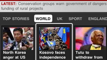 BBC iPhone apps approved in the UK – News app launches today
