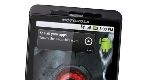 Motorola Addresses eFuse Dispute, Tampering WON'T Brick Droid X