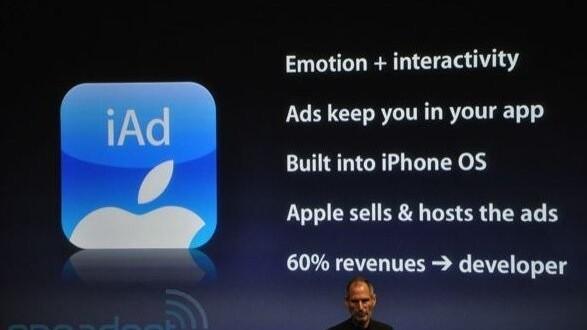 Apple is shutting down the iAd App Network on June 30