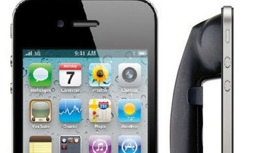 How to fix the iPhone 4 'holding' problem [image]