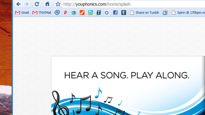 Youphonics has just changed the way that the world makes music.