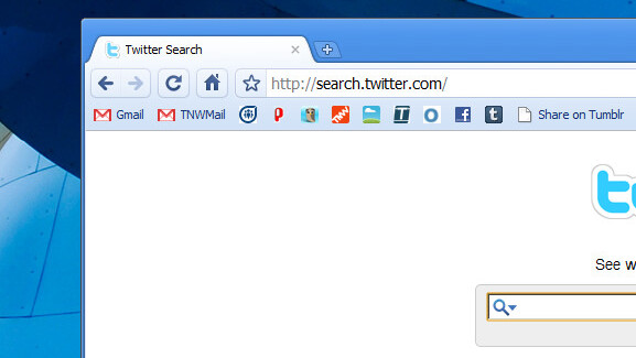 Has Twitter become the king of topical search?