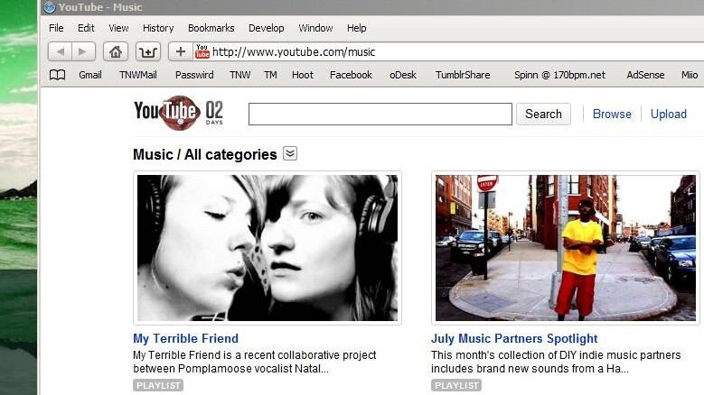 YouTube Launches Dedicated Full-Length Movie Section