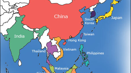 Study shows 37% of tweets originate from Asia. Is that right?