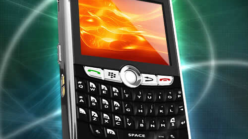 BlackBerry OS 6 is looking really slick, but where's the keyboard?