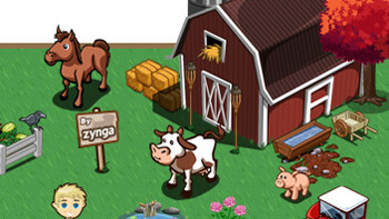 Secrets of Social Gaming – How to build the next Farmville