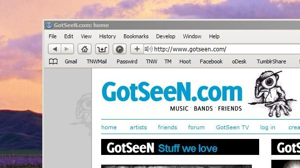 Unparalleled exposure with GotSeeN.com: a MUST for bands