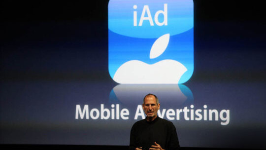Revenues for One App Developer for First Day of iAds? $1,372. Huge.