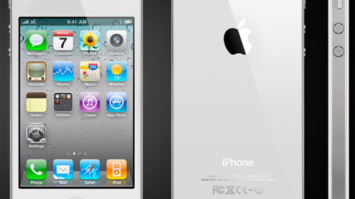 """White iPhone 4 Delayed Further, Expected """"Later This Year"""""""