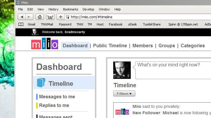 Early adopter alert: miio is here, and it's looking really slick.