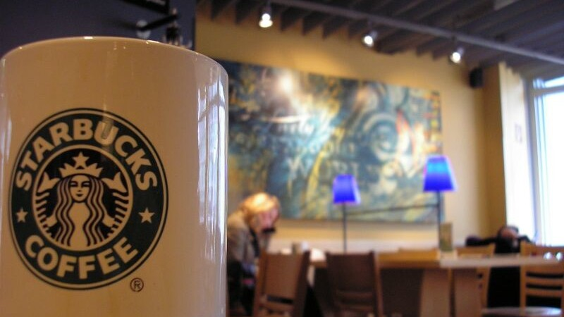 Go to Starbucks, get a latte, get free WiFi, NOW