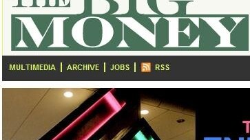 Slate Kills 'The Big Money' Showing Cracks In Expansionist Online Publishing