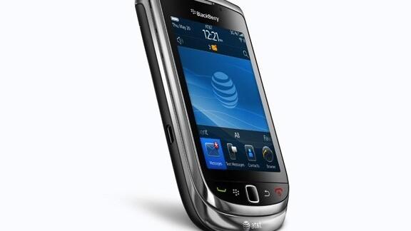 BlackBerry Torch 9800: RIM's First Slider Touch Smartphone Running BlackBerry 6