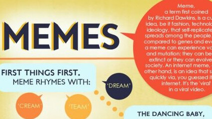 A Guide to Internet Memes [Infographic]