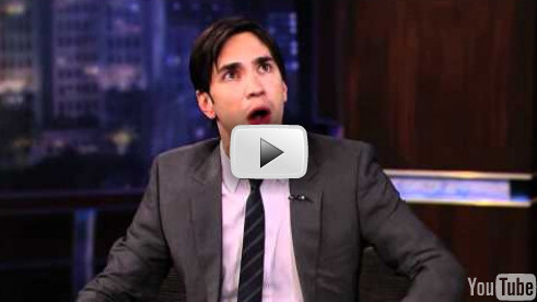 Justin Long is a one funny Btard!