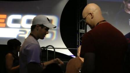 Quakecon 2010 Attendee Sells Raffle Ticket. Ticket Wins Buyer A Car. Hilarity Ensues.