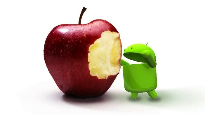 Android Smartphone Shipments Up 886% Year On Year In Q2 2010