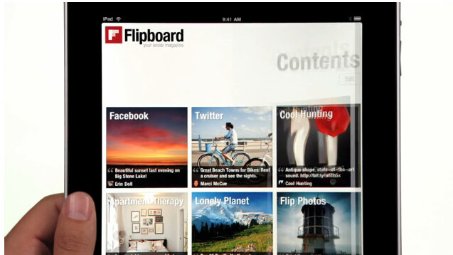"Apple Releases New ""iPad Is…"" Commercial, Flipboard Goes Mainstream."