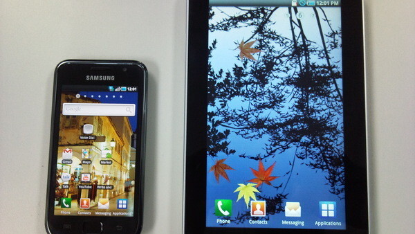 Leaked video shows Samsung Galaxy Tab in operation [Updated]