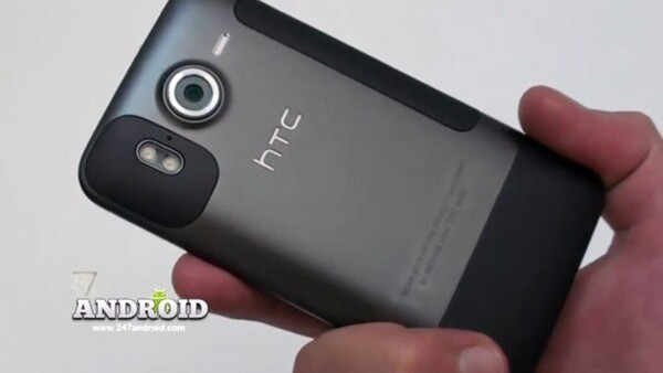 HTC Desire HD Images And Videos Break Cover