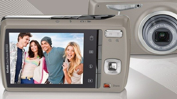Kodak releases a new camera allowing one-button uploads to social media sites
