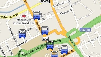 Teenagers rewire bus timetables – the results are really useful