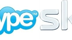 Do these logos confuse you? BSkyB objects to the 'Sky' in Skype