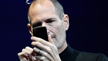 Steve Jobs: Software Fix Coming For Slow iOS 4 Performance On iPhone 3G