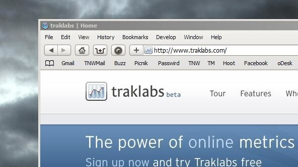 Online analytics for your offline advertising? That's Traklabs.