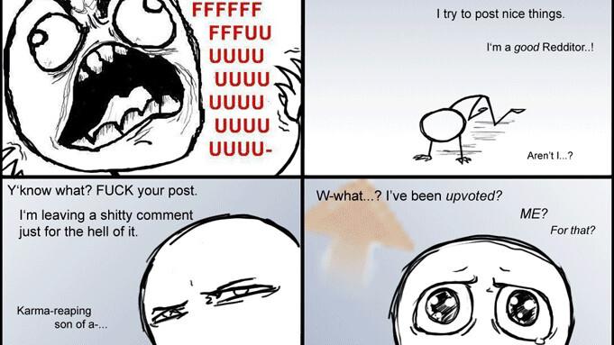 How A Troll Is Born