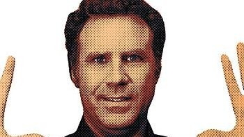 Can Will Ferrell Sell Wired On iPad?