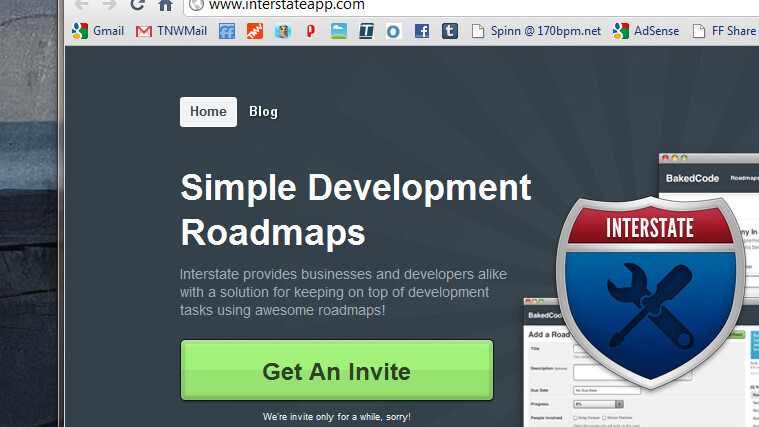 Interstate: Project roadmaps, done exceptionally well.