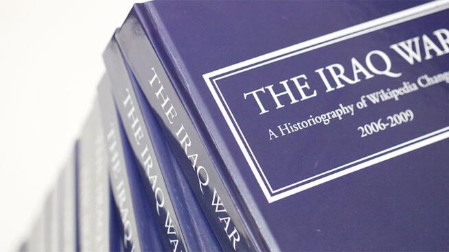 The Iraq War: A War Archived Through Wikipedia Edit Disputes