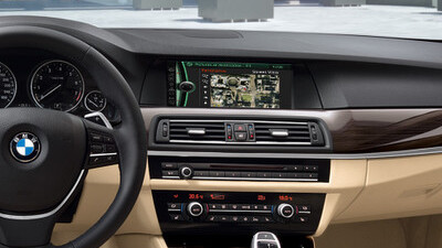 Google adds Local Search and image previews to BMW navigation system