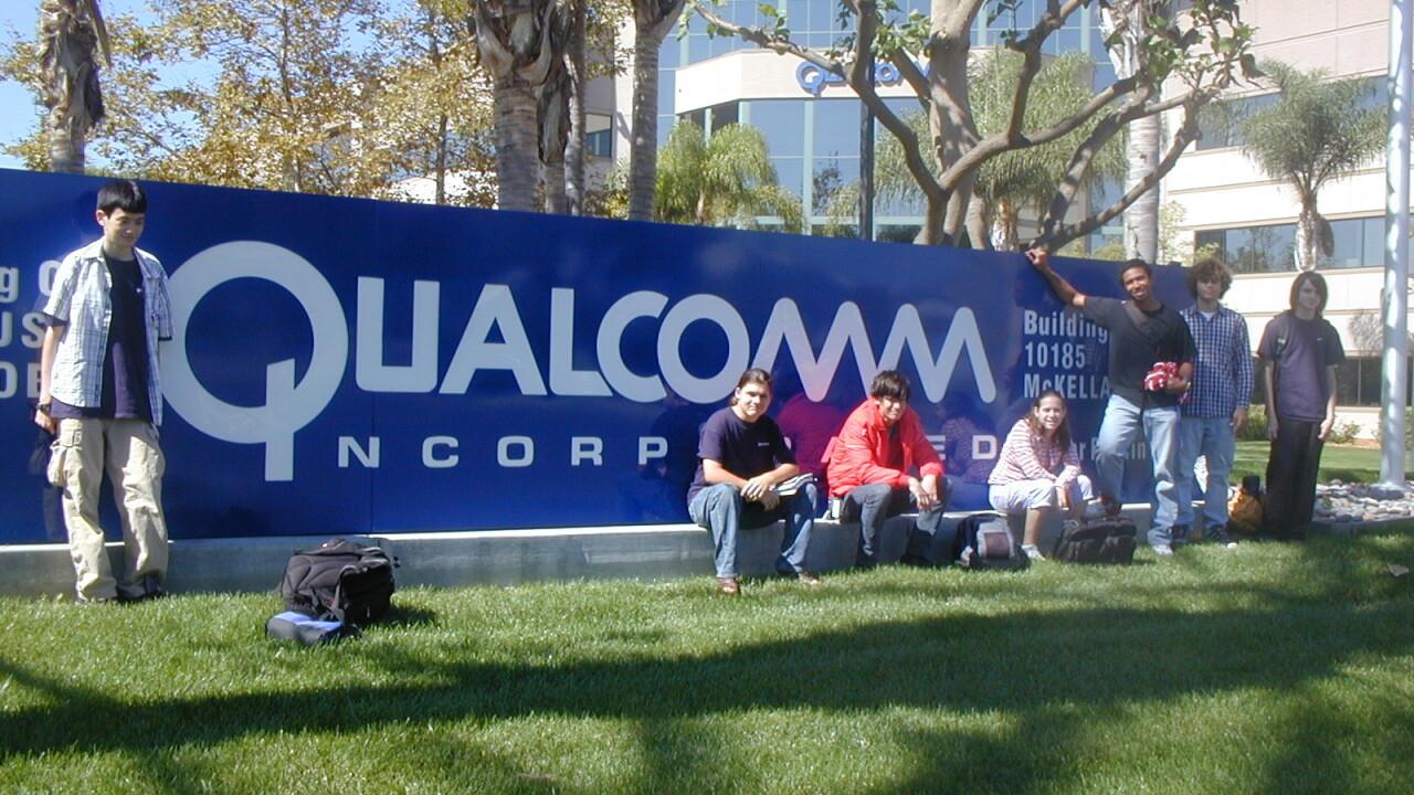 Innovation Qualcomm 2010
