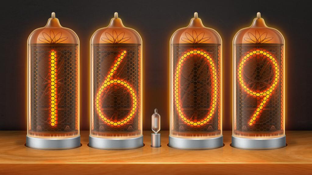 Night Stand HD offers visually stunning clocks in universal iOS app