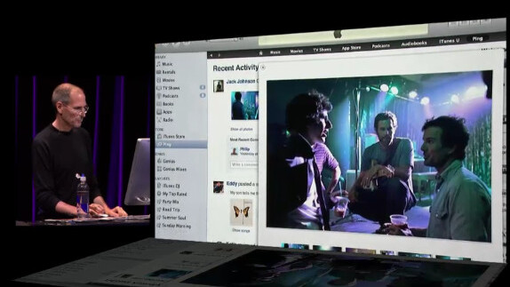 Apple goes social with the Ping social network for iTunes