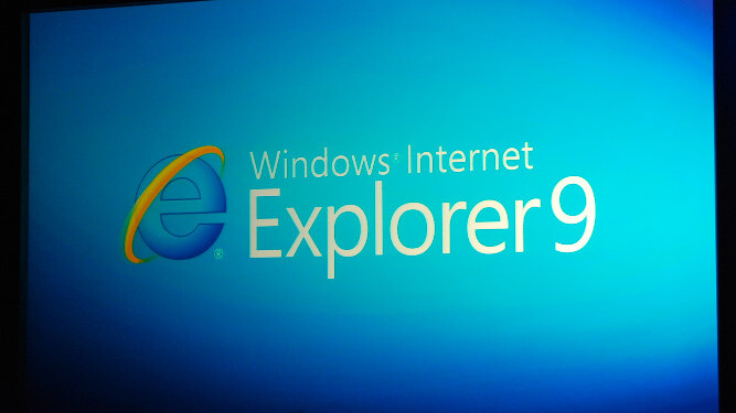 Microsoft Reveals IE9 Beta With HTML5 Apps