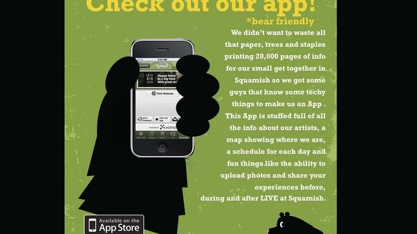 Having a Festival? Make sure you have an app for that.