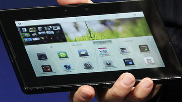 Is The BlackBerry PlayBook A Marketing Charade?