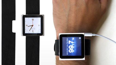 Clever: iPod Nano Watch